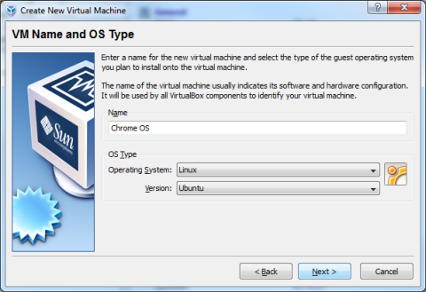 VirtualBox Setup 2