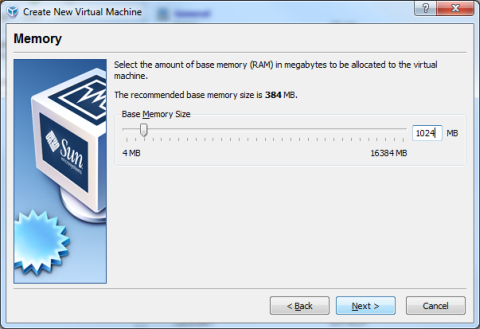 VirtualBox Setup 3