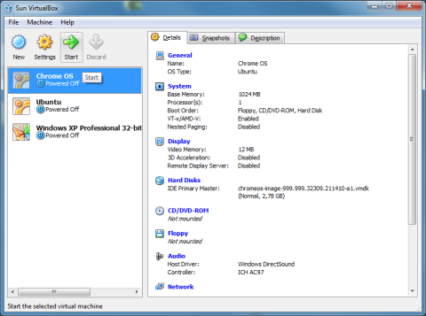 VirtualBox Setup 6
