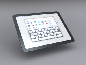 Chrome OS tablet 6